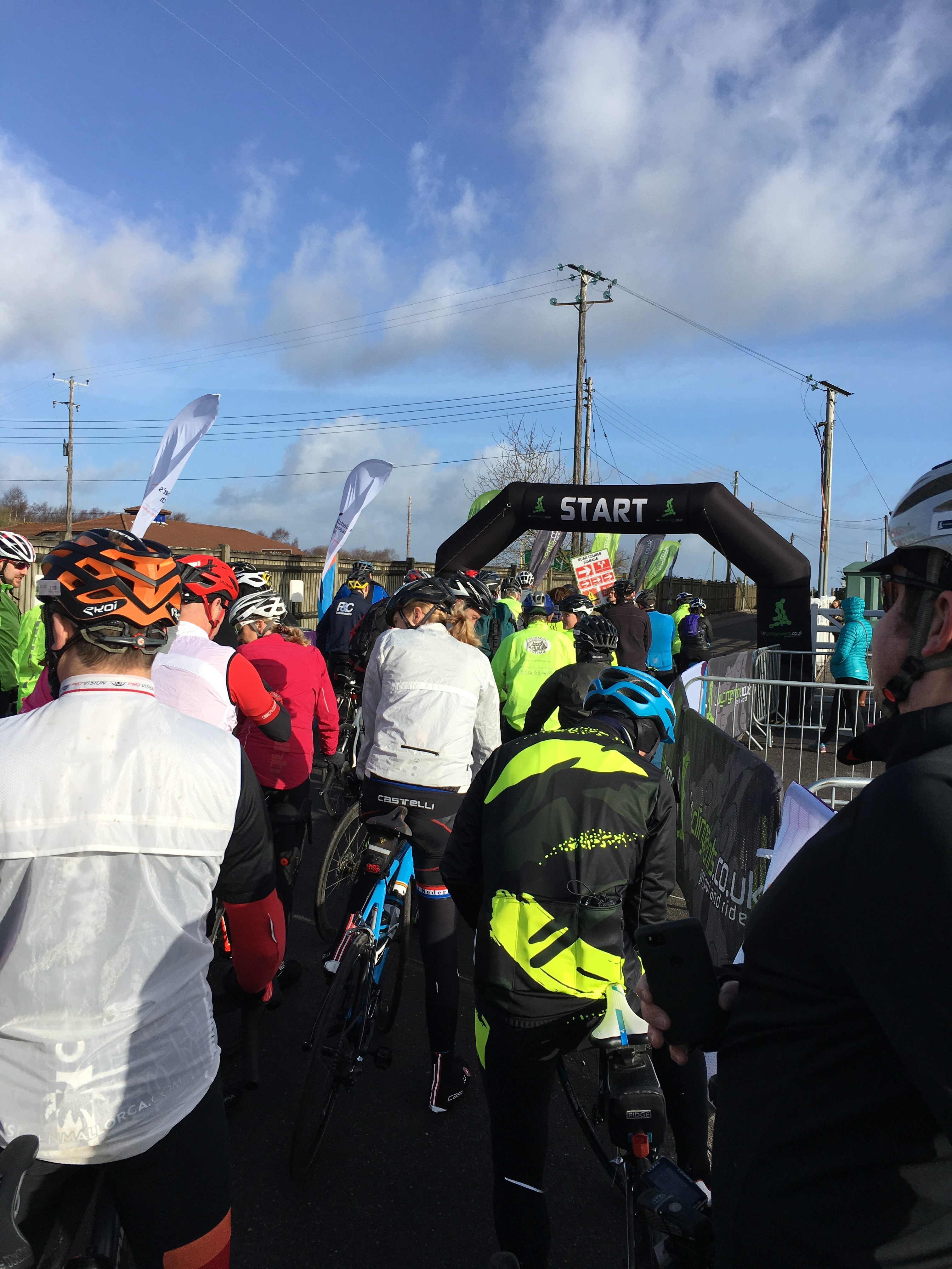 No Excuses South West Sportive Review